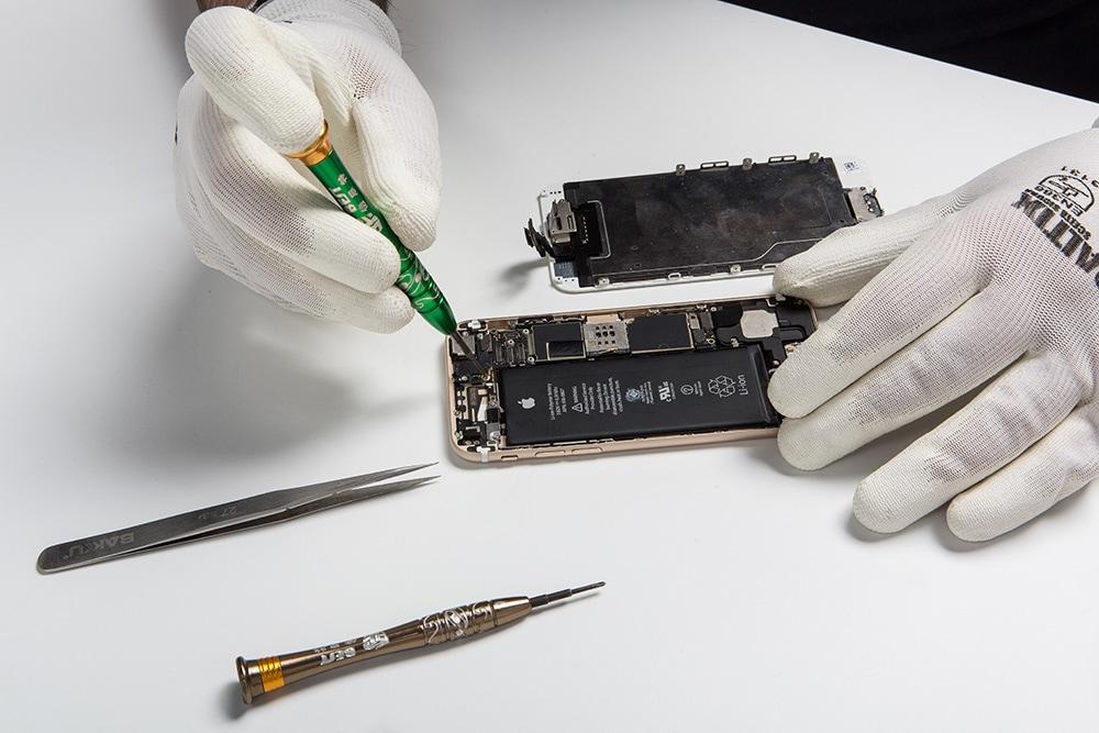 1 riparazioni schede logiche ripristino software iphone ipad