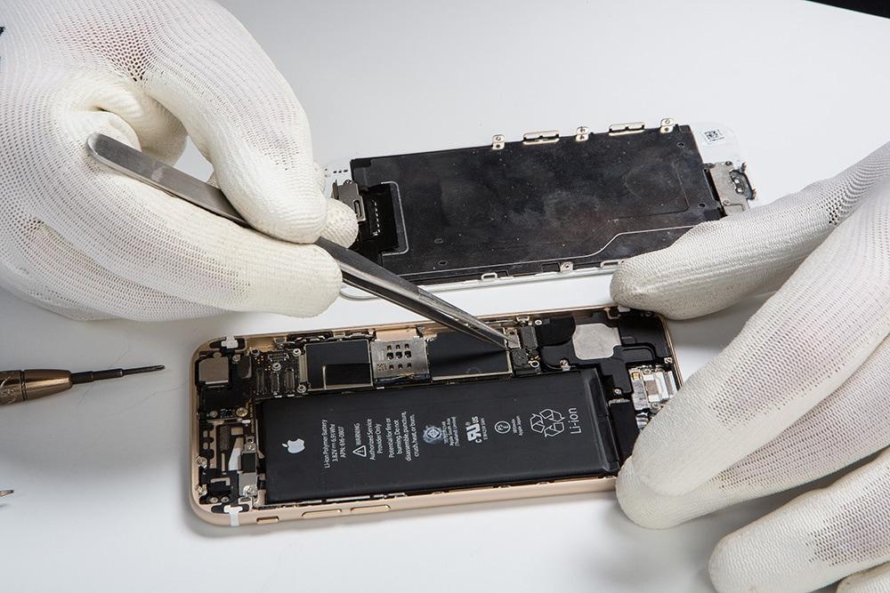 2 riparazioni schede logiche ripristino software iphone ipad