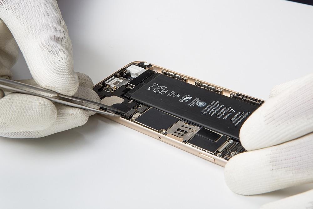 4 riparazioni schede logiche ripristino software iphone ipad