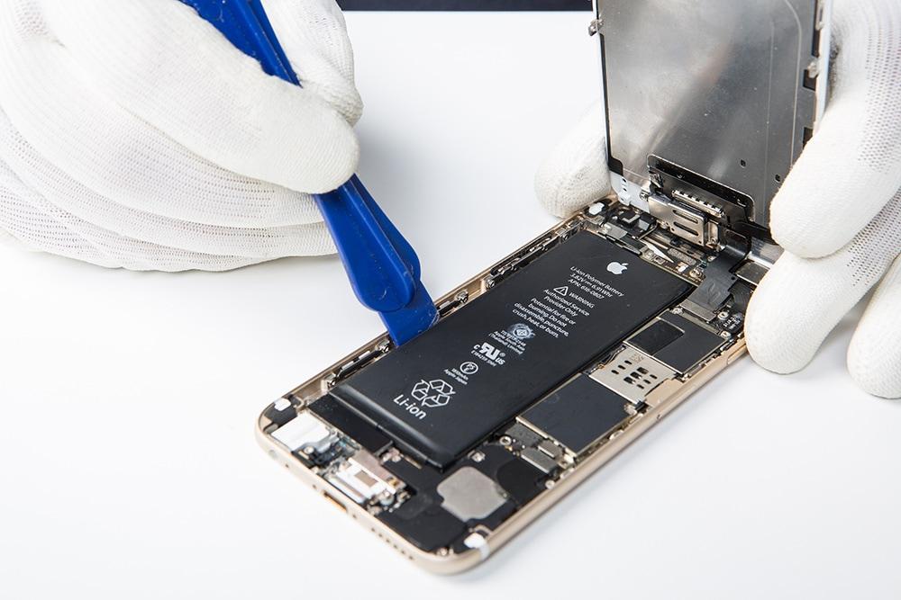 6 riparazioni schede logiche ripristino software iphone ipad