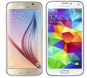 Galaxy S5 - S6