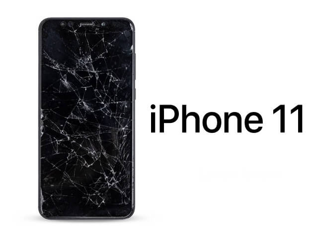 Riparazione display iPhone 11